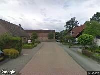 112 melding Ambulance naar Noviciaatlaan in Oudenbosch