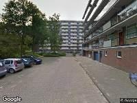 112 melding Besteld ambulance vervoer naar Mevrouw Kuipers-Rietbergplantsoen in Waddinxveen