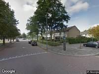 Ambulance naar Sluiskreek in Rotterdam