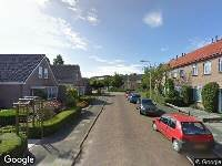 112 melding Ambulance naar Jhr. K.W.L. de Muraltstraat in Ter Aar