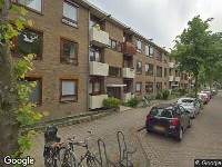 112 melding Ambulance naar Jennerstraat in Amsterdam