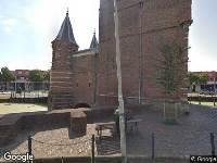 112 melding Brandweer naar Amsterdamse Poort in Haarlem vanwege brand