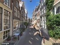 Ambulance naar Binnen Wieringerstraat in Amsterdam