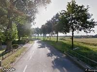 112 melding Ambulance naar Voetakkerweg in Meteren