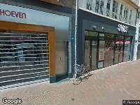 112 melding Ambulance naar Markt in Eindhoven