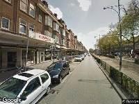 Ambulance naar Beijerlandselaan in Rotterdam