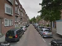 112 melding Ambulance naar Rauwenhoffstraat in Rotterdam