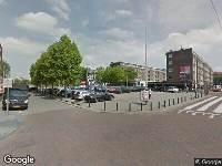 Ambulance naar Binnenrotte in Rotterdam