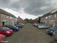 112 melding Ambulance naar Klarinetsingel in Zwijndrecht