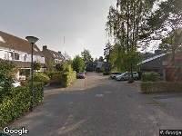 Ambulance naar Tijmhof in Oosterhout