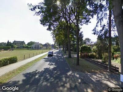 Ambulance naar Klifsbergweg in Vlodrop