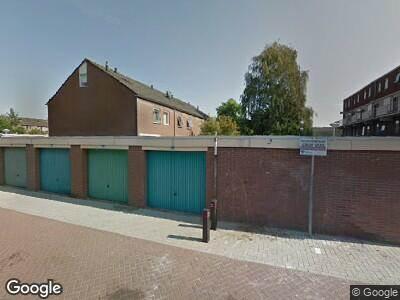 Ambulance naar P.C. Boutenshove in Zoetermeer