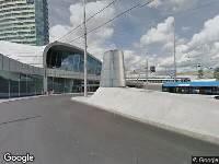 Ambulance naar Stationsplein in Arnhem