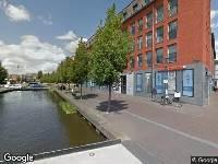 Brandweer naar Nieuweweg in Breda