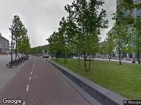 Ambulance naar Kruisplein in Rotterdam