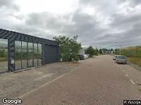 112 melding Brandweer naar Grote Tocht in Zaandam