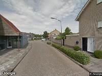 Ambulance naar Bosstraat in Oosterhout