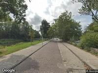112 melding Ambulance naar P.C. Hooftlaan in Leiden