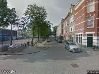 112 melding Ambulance naar Wollefoppenstraat in Rotterdam