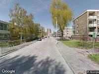 Ambulance naar Hollands tuin in Rotterdam