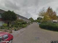 Ambulance naar Zuiderkruis in Oosterhout