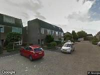 112 melding Ambulance naar Marterdonk in Dongen