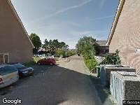 112 melding Ambulance naar Beatrixplein in Bennebroek