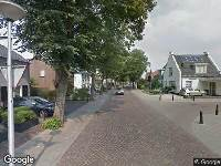 112 melding Ambulance naar Stationsstraat in Etten-Leur