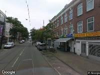 112 melding Politie naar Korenaardwarsstraat in Rotterdam vanwege overval