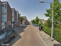 112 melding Ambulance naar Van Marumstraat in Haarlem