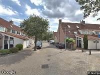 Ambulance naar Wilbrinkbos in Hoofddorp
