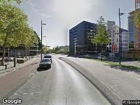 112 melding Besteld ambulance vervoer naar Mathildelaan in Eindhoven