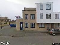 Brandweer naar Amelandstraat in Alkmaar vanwege verkeersongeval