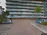 112 melding Ambulance naar Isaäc da Costastraat in Hellevoetsluis