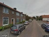 112 melding Ambulance naar Rijnweg in Monster