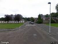 112 melding Ambulance naar Alsemstraat in Hoogvliet Rotterdam