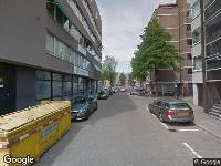 Ambulance naar Achterharingvliet in Rotterdam