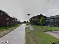 112 melding Brandweer naar Hagenvoordestraat in Zwolle