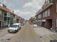 112 melding Ambulance naar Schoolstraat in Hoek van Holland