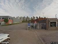 Brandweer naar Gooikensdam in Oosterhout