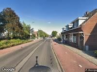 Politie naar Zijde in Boskoop vanwege ongeval met letsel