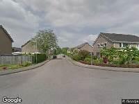 112 melding Besteld ambulance vervoer naar Valeriusstraat in Zevenaar