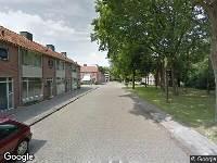 112 melding Ambulance naar Azuurweg in Tilburg