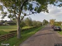 Ambulance en brandweer naar Grote Poellaan in Rijsenhout vanwege brand
