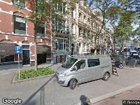 Ambulance naar Van Vollenhovenstraat in Rotterdam