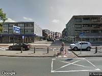 112 melding Brandweer naar Haaksbergerstraat in Enschede