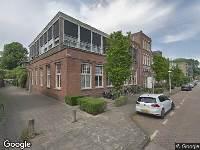 112 melding Besteld ambulance vervoer naar Fahrenheitstraat in Amsterdam