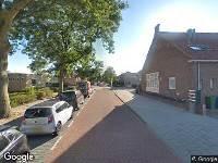 Brandweer naar 1e J.C. Mensinglaan in Aalsmeer