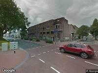112 melding Brandweer naar Weerdjesstraat in Arnhem vanwege een liftopsluiting