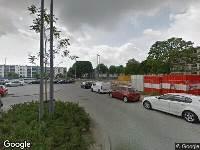 112 melding Brandweer naar Aesopusplaats in Rotterdam vanwege brand